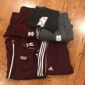 Mississippi State Adidas Lot Team Gear